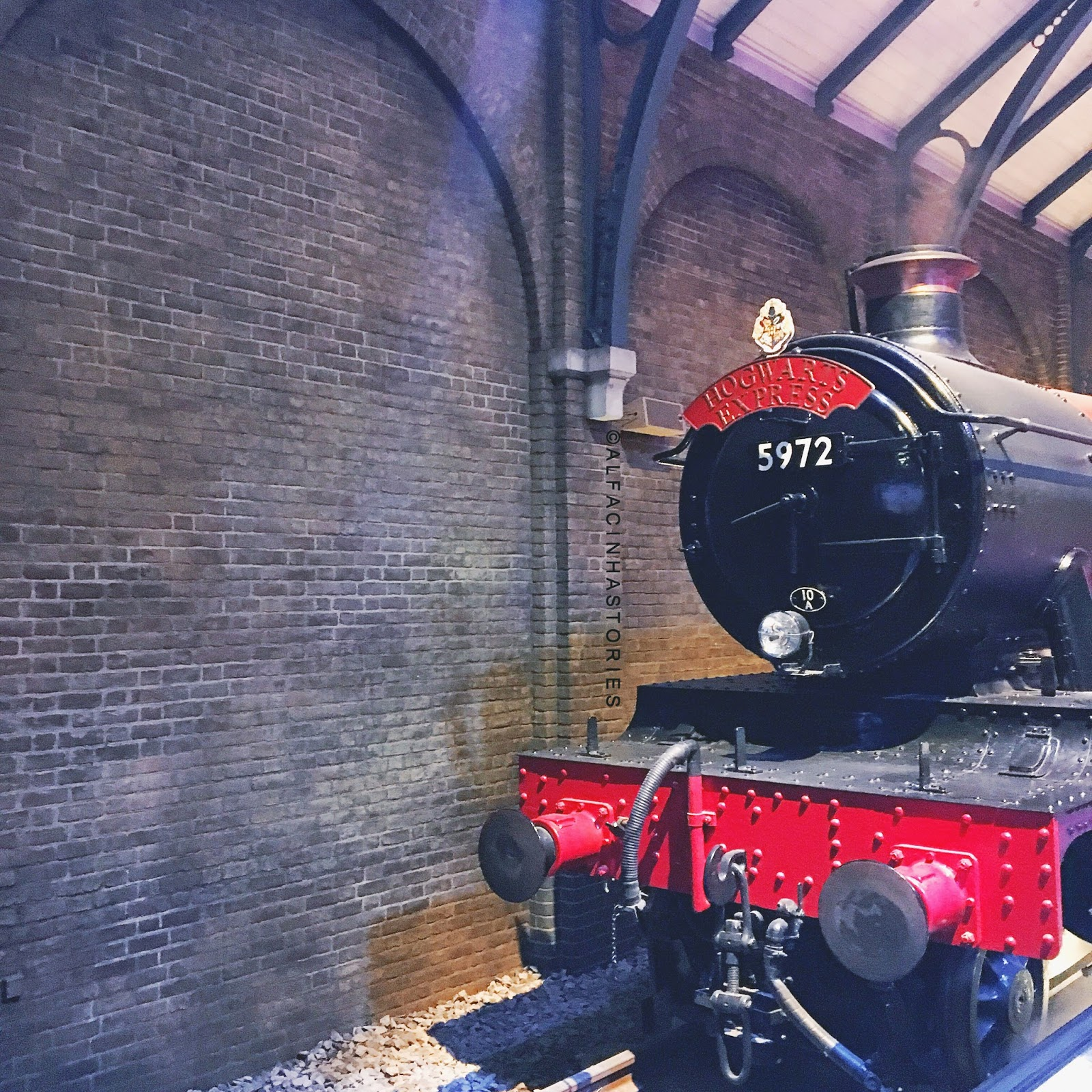 Harry Potter studio tour – The Hogwarts Express