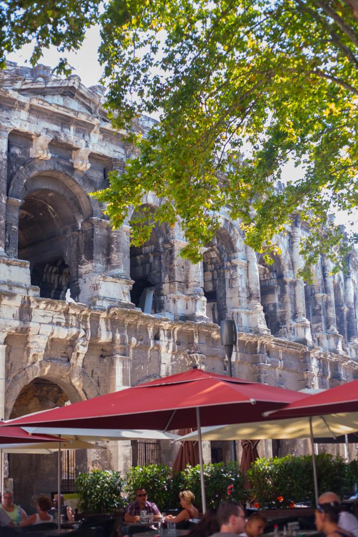 Nîmes Roman arena