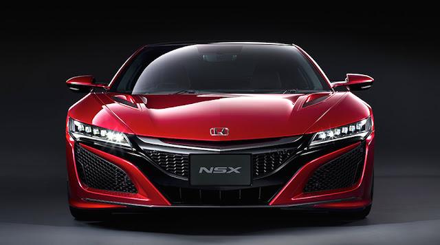 ホンダ、新型「NSX」の日本発売を正式発表!価格は国内最高額の2370万円に。