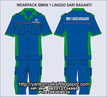 WEART PACK PESANAN SMK 1 LINGGO SARI BAGANTI