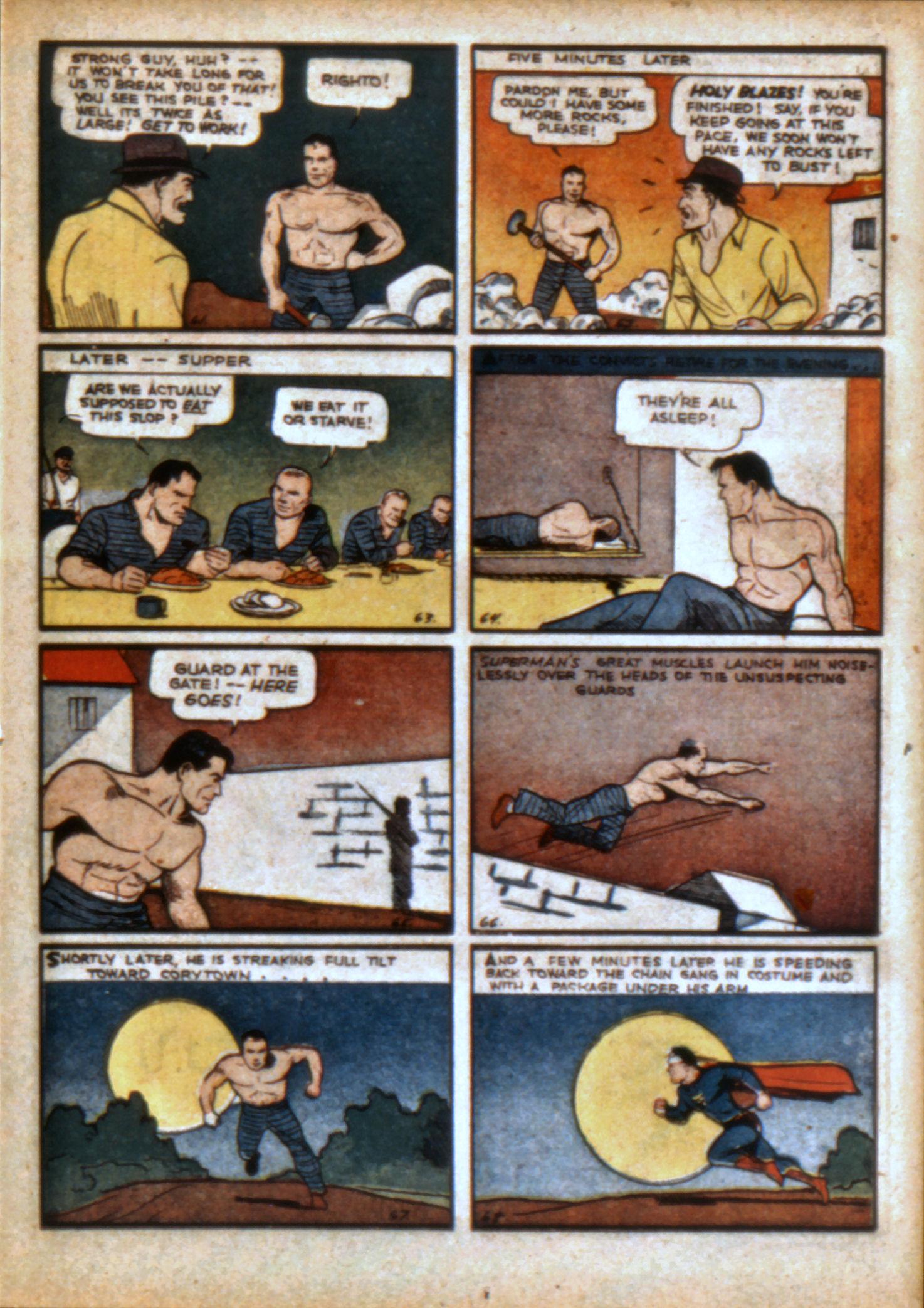 Action Comics (1938) 10 Page 11