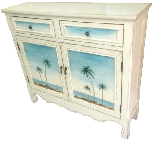 Coastal Cabinets & Chests Inspired by the Sea
