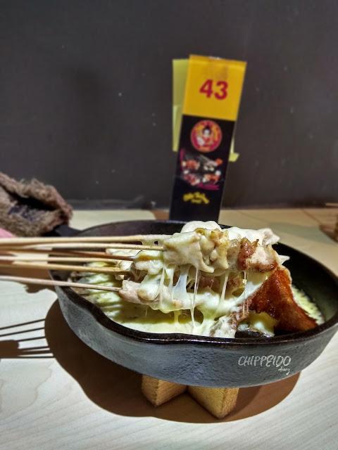 sate taichan goreng,sate taichan,rachel venya,onki,makanan artis,kuliner artis, spesial tahun baru, tahun baru 2018, couple goals, review, menu harga, pricelist