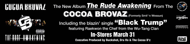 Cocoa Brovaz The Rude Awakening Duck Down Tek Steele