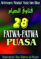 buku 28 fatwa puasa imam abdul aziz bin baz