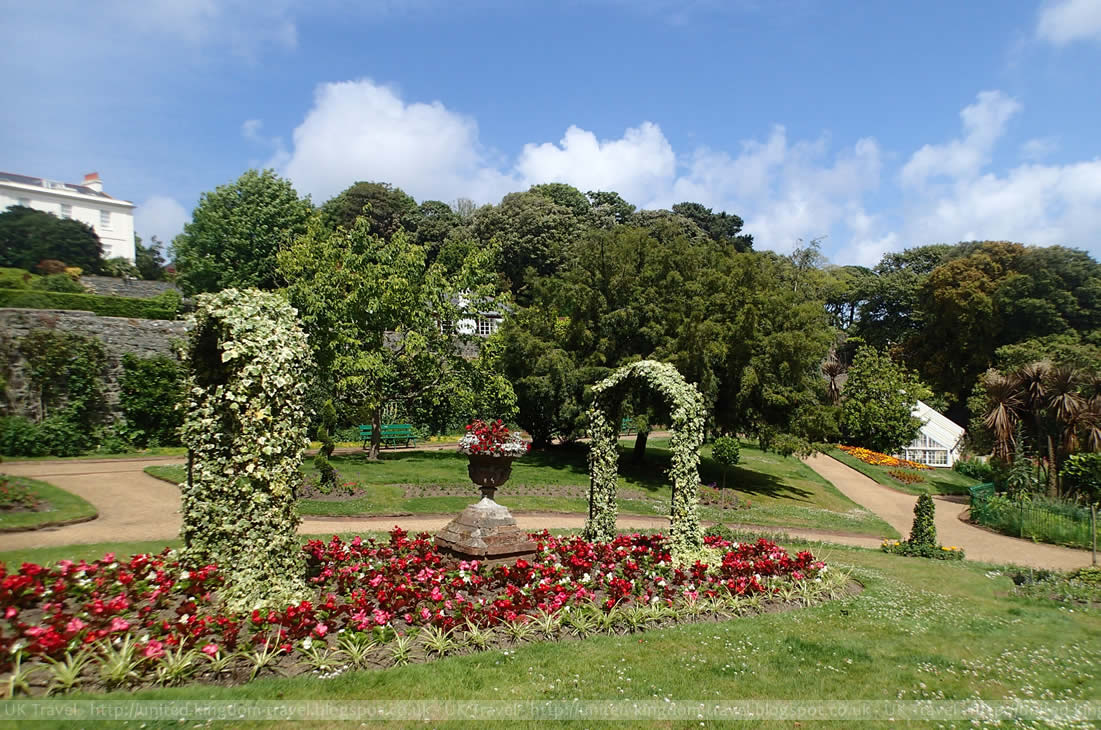 Guernsey Museum and Candie Gardens - The Globe Trotter