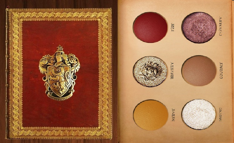 for urban women | a blog by blair villanueva: This Harry Potter Makeup Palette is Definitely Breaking the Internet