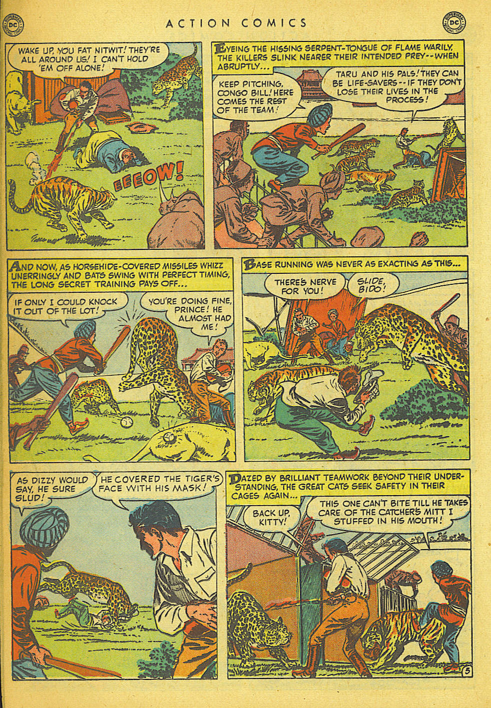 Read online Action Comics (1938) comic -  Issue #149 - 26