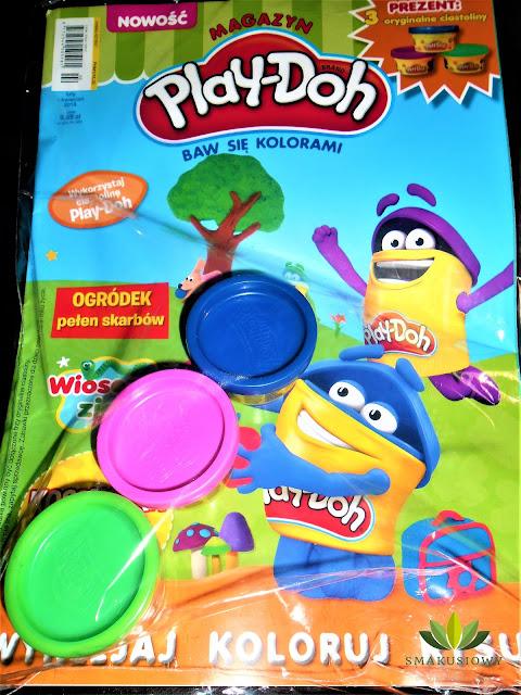 Magazyn Play-Doh