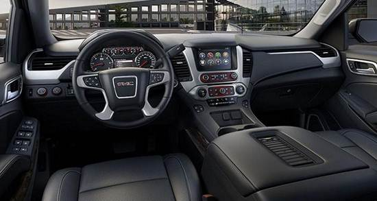 2017 GMC Yukon XL Denali Specifications