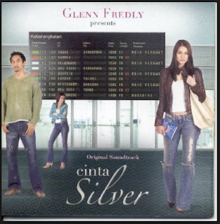 Lagu Glenn Fredly Album Cinta Silver (Original Soundtrack) (2005)
