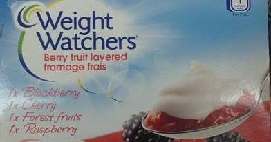 Diets And Calories Weight Watchers Fruit Layered Fromage