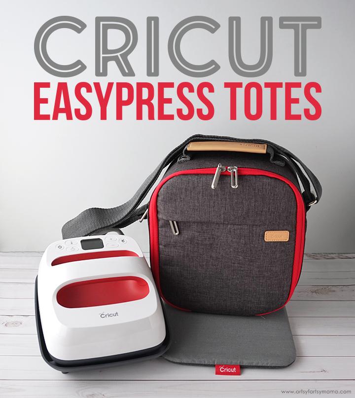 Cricut EasyPress Totes