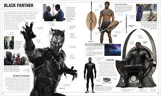 Marvel Studios Visual Dictionary - Black Panther