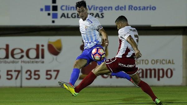 Málaga, ya se conoce el precio de las entradas ante el Algeciras