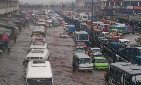 flood kills 5 cape coast ghana