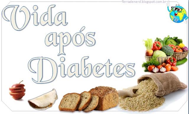 Diabetes, Gastronomia, Saúde, Vida após Diabetes, Terra de Nerd