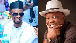Comedian igodye clarified why he speaks of Former Governors of delta state