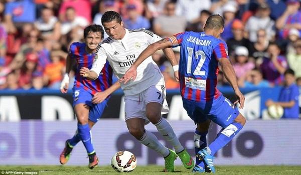 Prediksi Real Madrid vs Levante Liga Spanyol