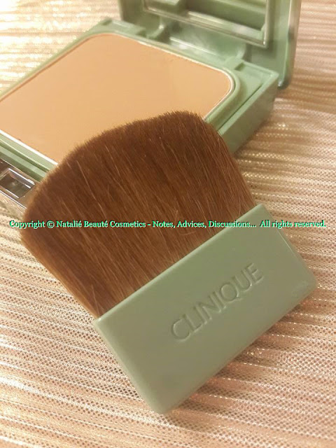 ALMOST POWDER MAKEUP SPF 15 by CLINIQUE, PERSONAL PRODUCT REVIEW AND PHOTOS BY NATALIE BEAUTE