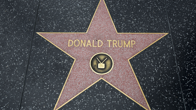 Donald Trump's Hollywood Star defaced Again by a vandal -rictasblog