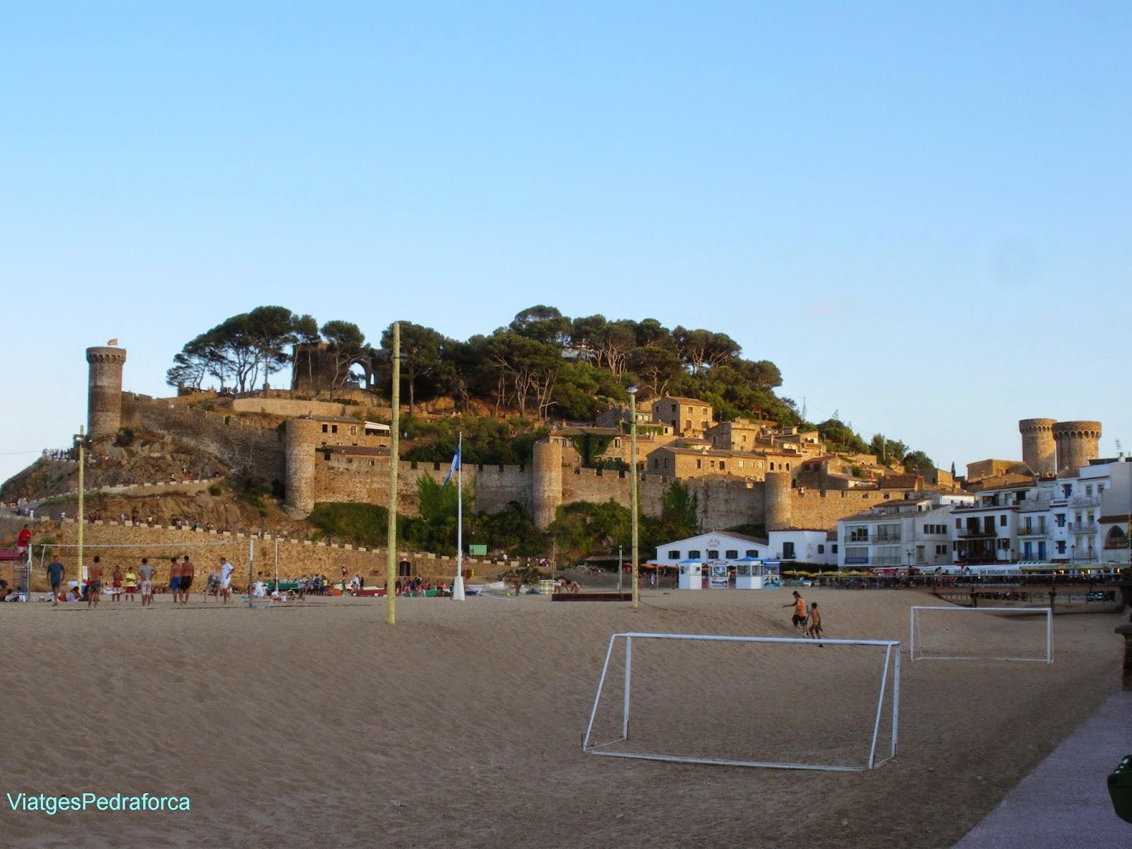 Tossa de Mar, excursions d'un dia des de Barcelona