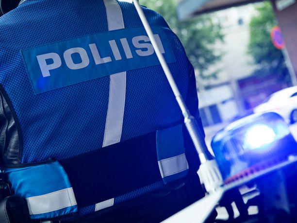 Havaintoja uudesta maailmanjärjestyksestä  Suomen poliisi haluaa ... 33460beeaf