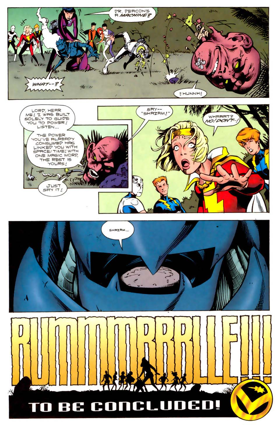 Legion of Super-Heroes (1989) 117 Page 22