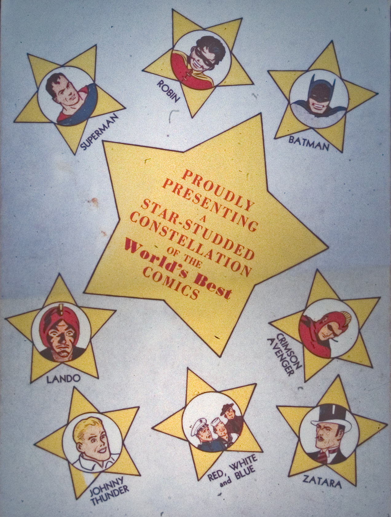 Read online World's Finest Comics comic -  Issue #1 - 98