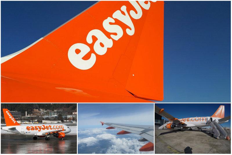 vuelos internacionales de easyjet worldwide