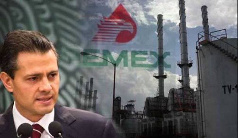 Pemex oculta ganancias en el extranjero, se estima que el PRI usará 4 mil mdp para comprar votos