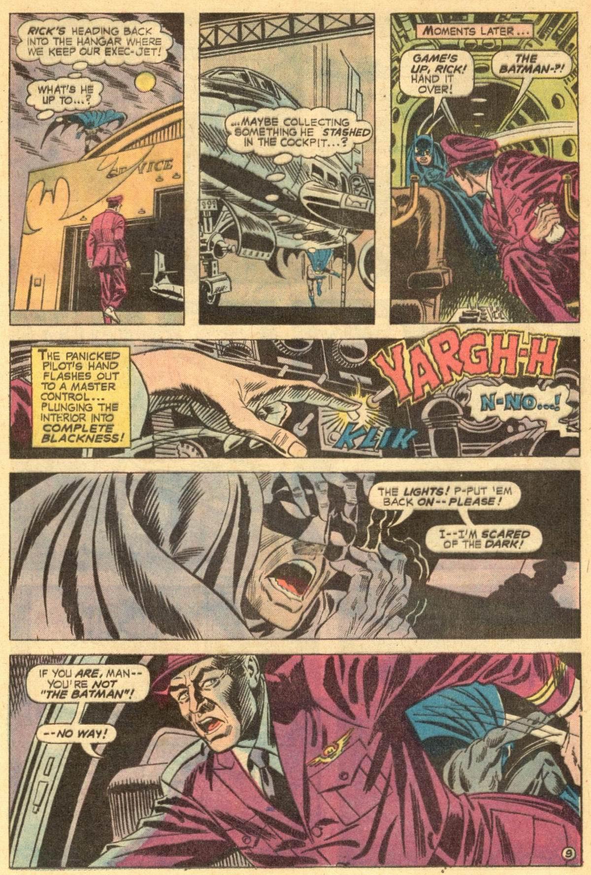 Detective Comics (1937) 436 Page 9