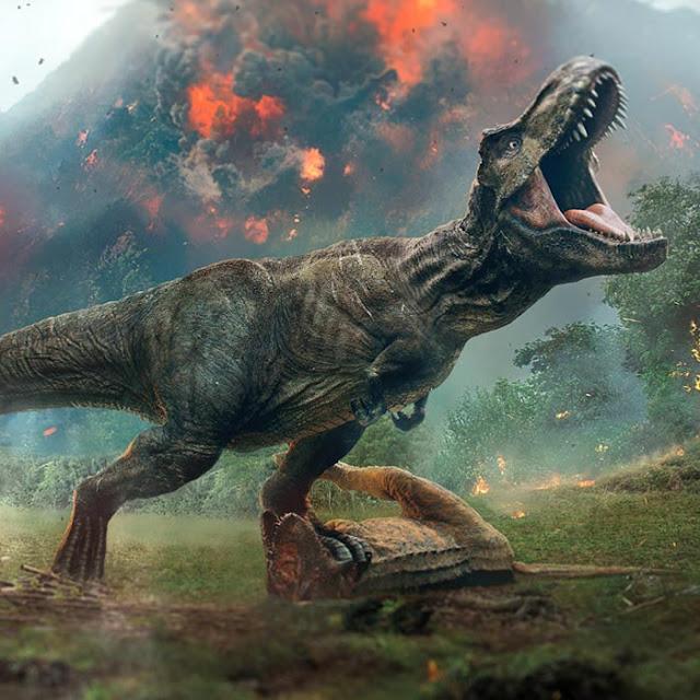 Jurassic World Fallen Kingdom Wallpaper Engine