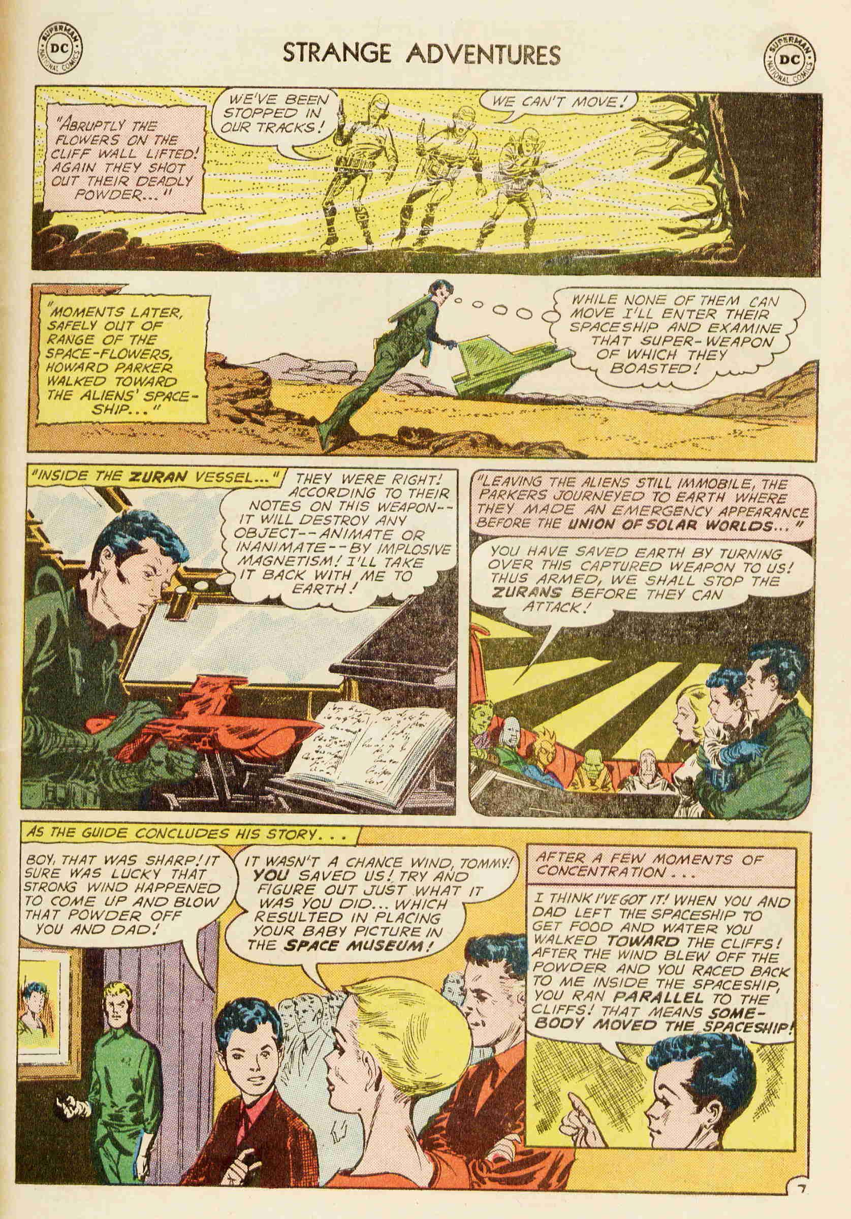 Strange Adventures (1950) issue 142 - Page 31