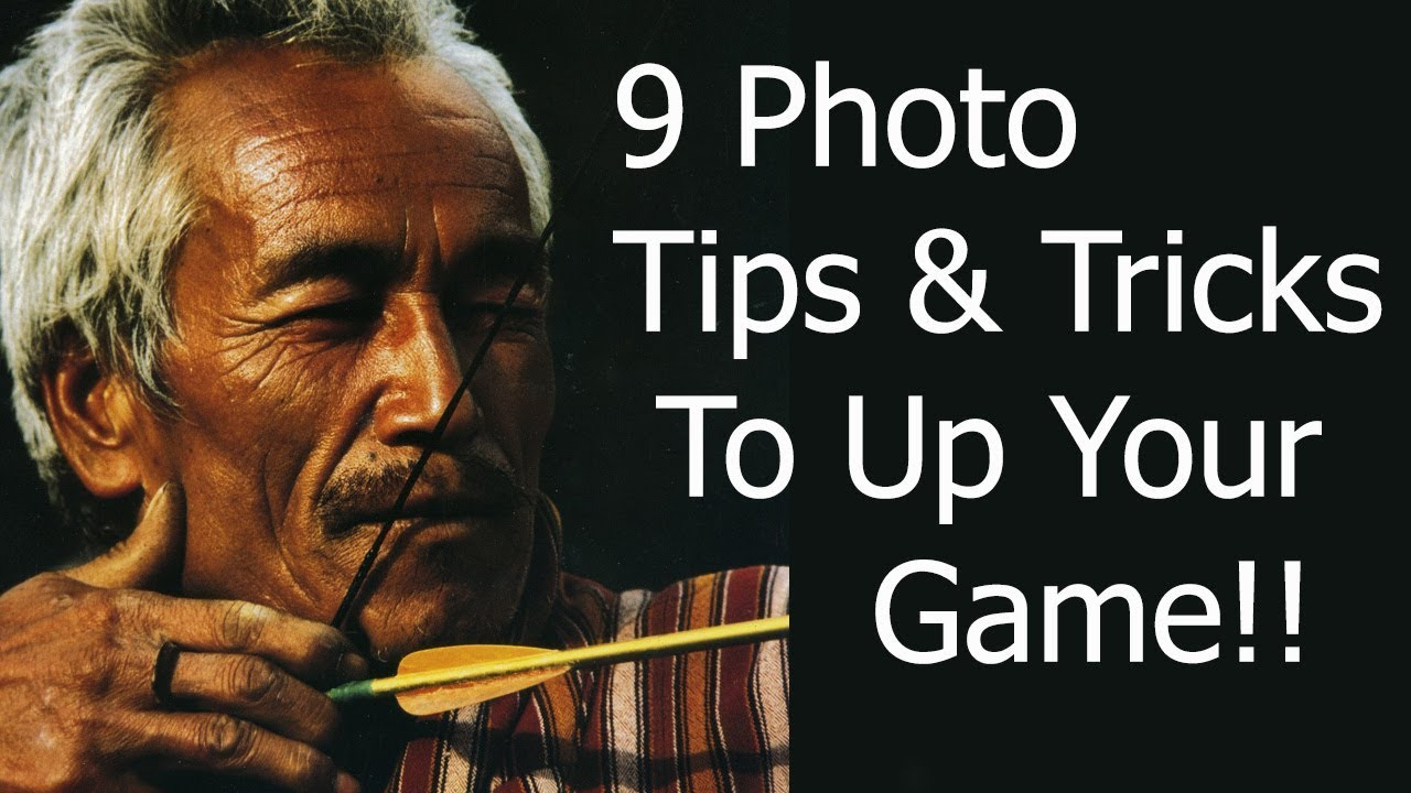 9 Photography Tips & Tricks to KickStart Your Creativity (feat. Bob Holmes)