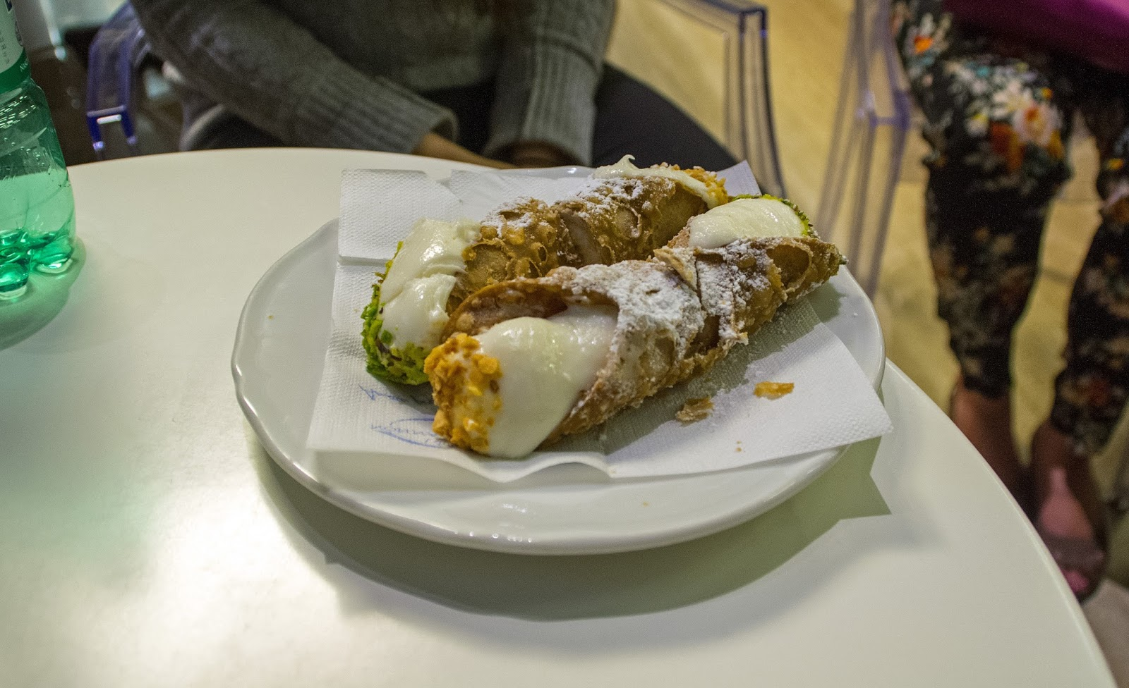 Sicilian Bakery on Secret Food Tour Rome