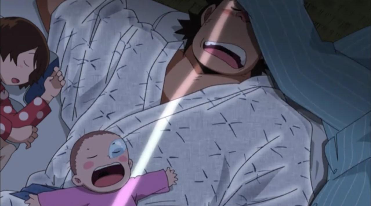 Abarenbou Kishi!! Matsutarou: Episódio 15 – De Volta Ao Lar