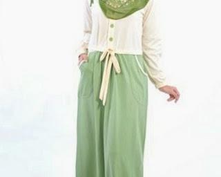model baju pengantin hijab modern