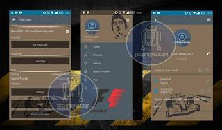 BBM Mod Formula 1 Versi 2.12.0.9 APK Terbaru