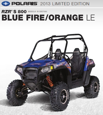 New 2013 Polaris Ranger RZR for sale-Michigan-Ohio-Indiana