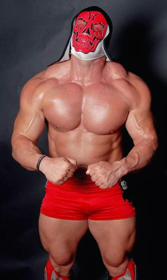 Sexy Muscle Wrestling 54