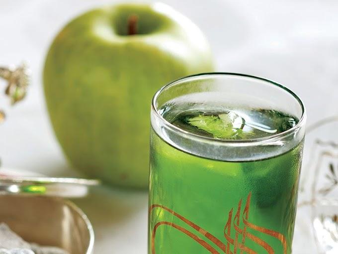 Elma Şurubu Nasıl Yapılır?