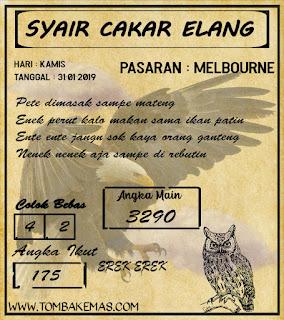 SYAIR MELBOURNE, 31-01-2019
