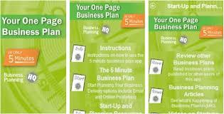 5min Business Plan Rencana bisnis