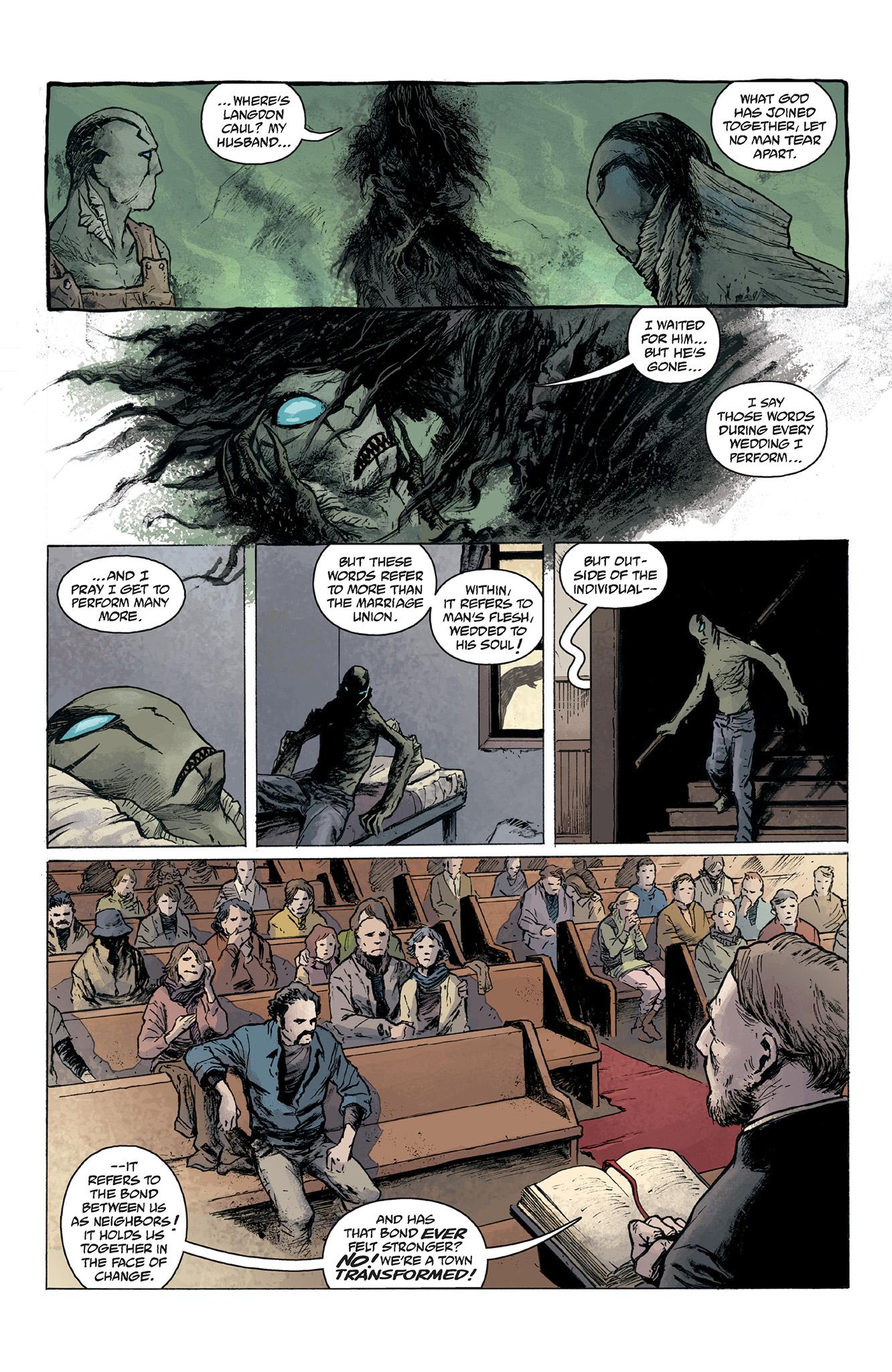 Read online Abe Sapien comic -  Issue #2 - 16
