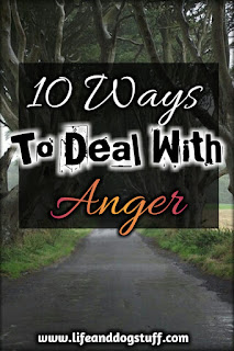 10 Good Ways to Release Anger