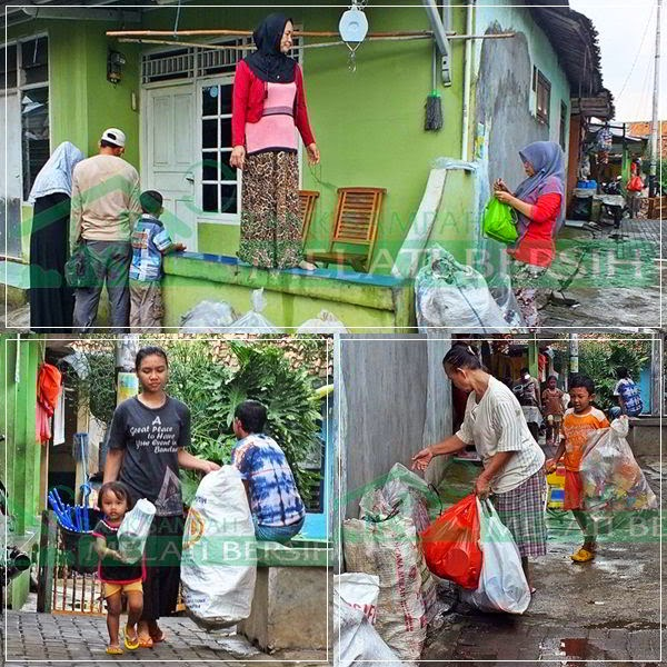 Bank Sampah Melati Bersih: Photo Kegiatan Bank Sampah