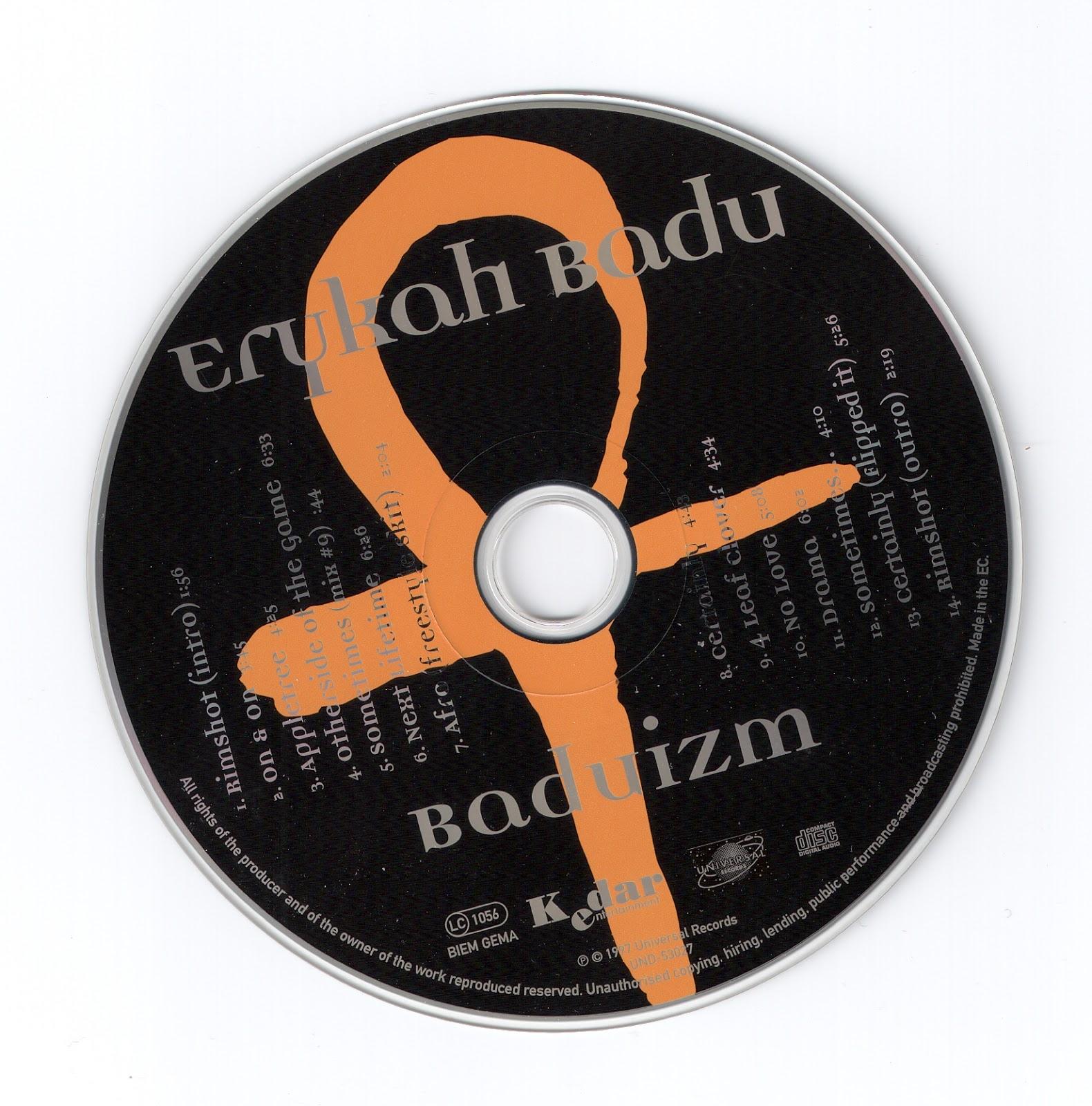 erykah badu baduizm free mp3 download
