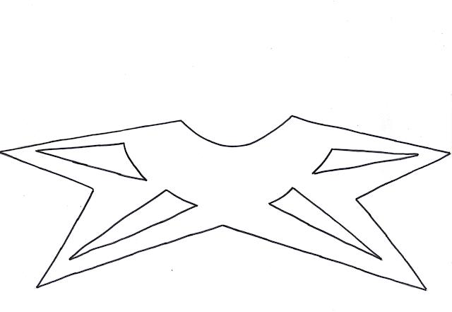 Шаблоны журавлей для вырезания из бумаги распечатать к 9 ...