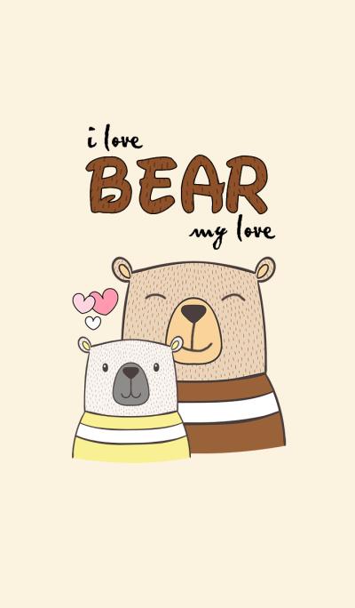 Bear My Love